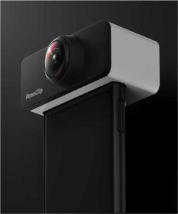 【360°映像の先駆者】がiPhone用カメラレンズに参入