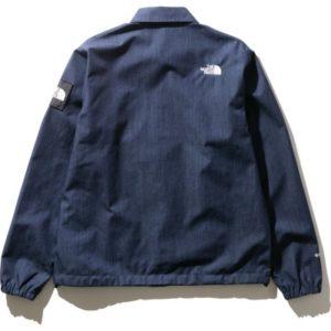 GTXデニムコーチジャケット背面