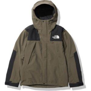 マウンテンジャケットのサイズ感とコーデを紹介